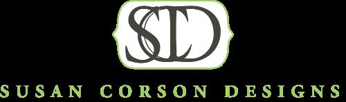 Susan Corson Designs - Logo